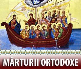 Marturii Ortodoxe
