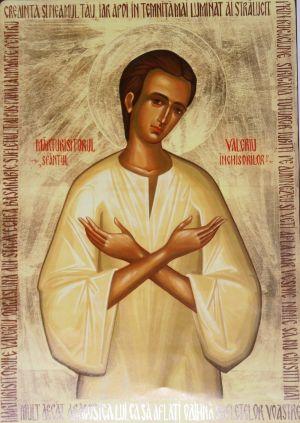 Sf. mucenic Valeriu Gafencu