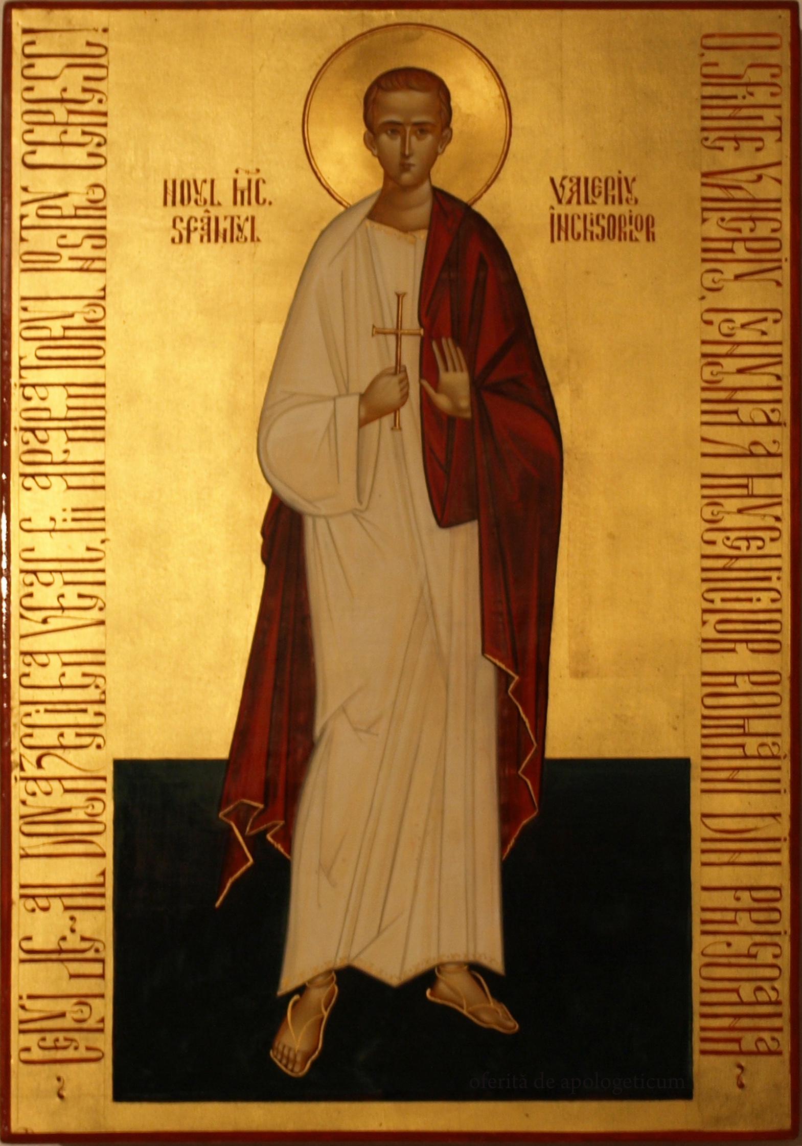 Valeriu Gafencu – Sfântul închisorilor