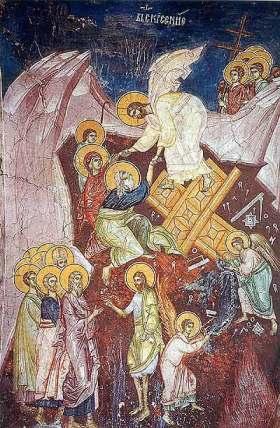 Invierea Mantuitorului