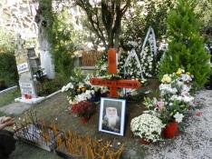 mormantul Parintelui Adrian Fageteanu