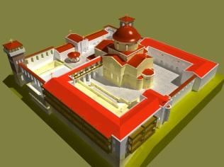proiect manastire Poarta Alba - 2
