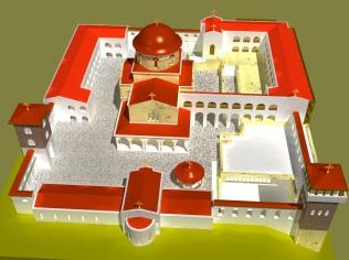 proiect manastire Poarta Alba - 3