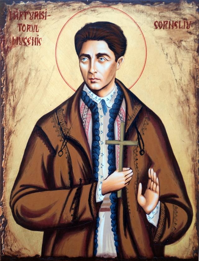 Sf. Marturisitor Corneliu, apostol al Romaniei