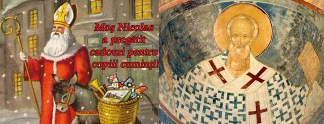 mos nicolae vs sfantul nicolae