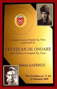 Cetatean-de-Onoare-Valeriu-Gafencu