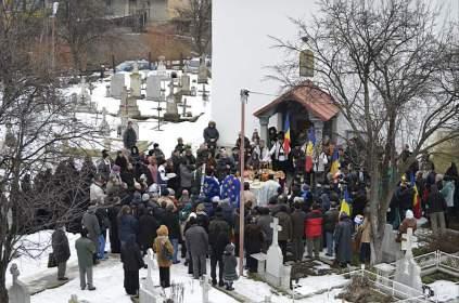 Praznuirea Sf. Valeriu Gafencu, Tg. Ocna 16 feb 2013_1