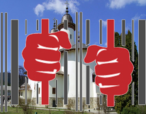manastirea-varatec inchisoare cu cip
